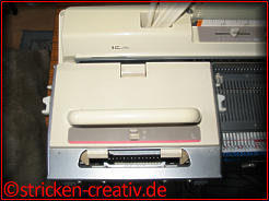 Brother Strickmaschine KH 891